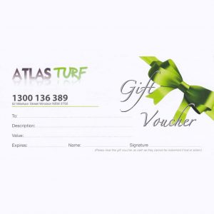 Atlas Turf Gift Voucher