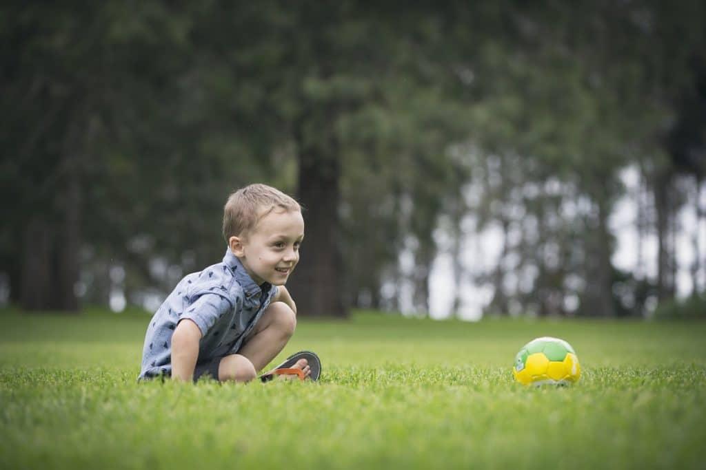 Fresh Green Grass in your own backyard