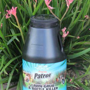 Amgrow Patrol Lawn Grub Granules